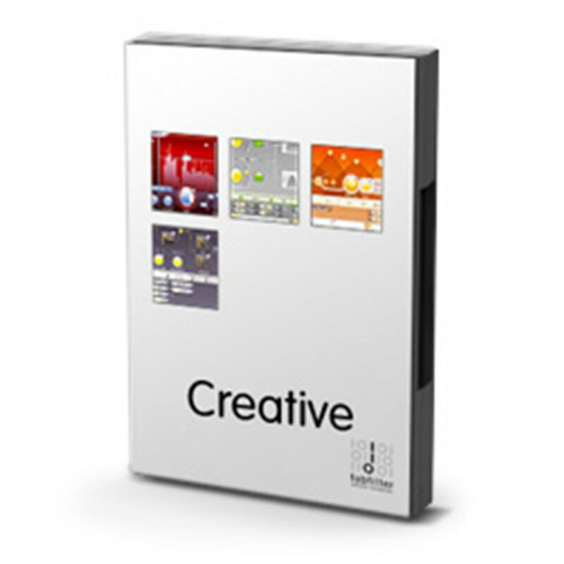 FabFilter Creative Bundle(オンライン納品専用)※代金引換、後払いはご利用頂けません。