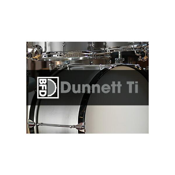 fxpansion BFD3/2 Expansion KIT: Dunnett Ti(オンライン納品専用) ※代金引換、後払いはご利用頂けません。