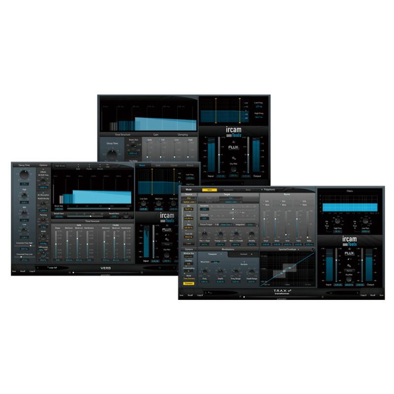 FLUX::IRCAM Studio【オンライン納品専用】※代金引換、後払いはご利用頂けません。