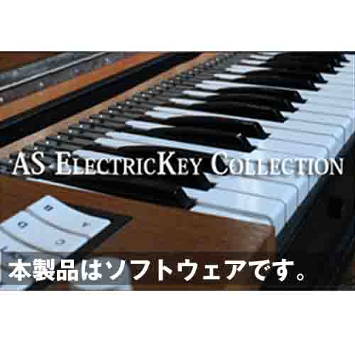 Acoustic Samples AS ElectricKey Collection(オンライン納品専用) ※代金引換はご利用頂けません。【送料無料】