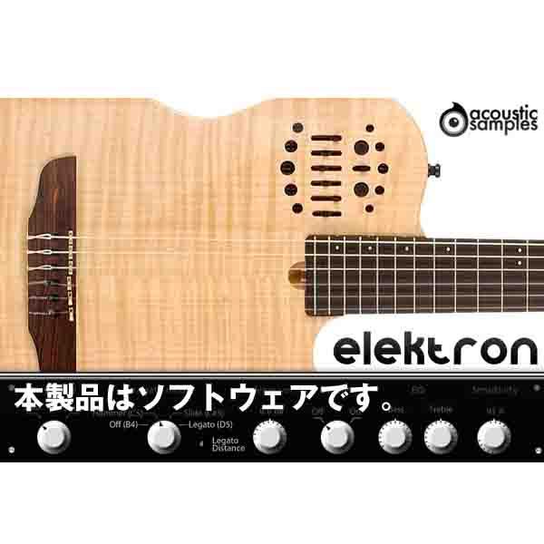 Acoustic Samples Elektron(オンライン納品専用) ※代金引換はご利用頂けません。【送料無料】