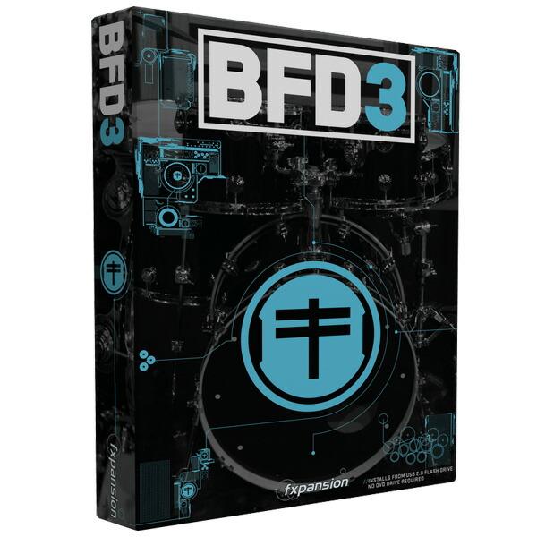 fxpansion BFD 3【USB2.0 Flash Drive版】【p6】