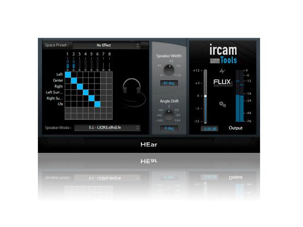 FLUX:: IRCAM HEar V3(パッケージ販売)