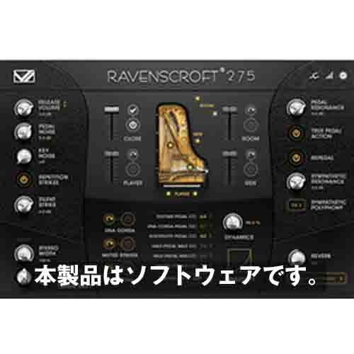 VI Labs Ravenscroft 275(オンライン納品専用) ※代金引換はご利用頂けません。【送料無料】