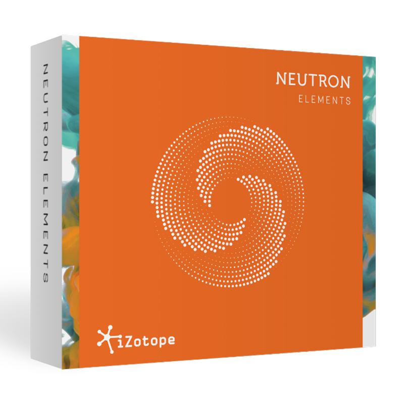 iZotope Neutron Elements(オンライン納品専用) ※代金引換、後払いはご利用頂けません。