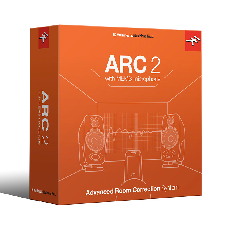 IK MULTIMEDIA ARC System 2.5 (Advanced Room Correction)