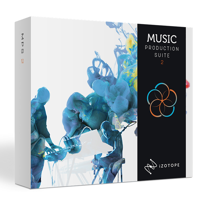 iZotope Music Production Suite 2(オンライン納品専用) ※代金引換、後払いはご利用頂けません。【3/31正午までの期間限定!SPRING Mixing & Mastaringキャンペーン】