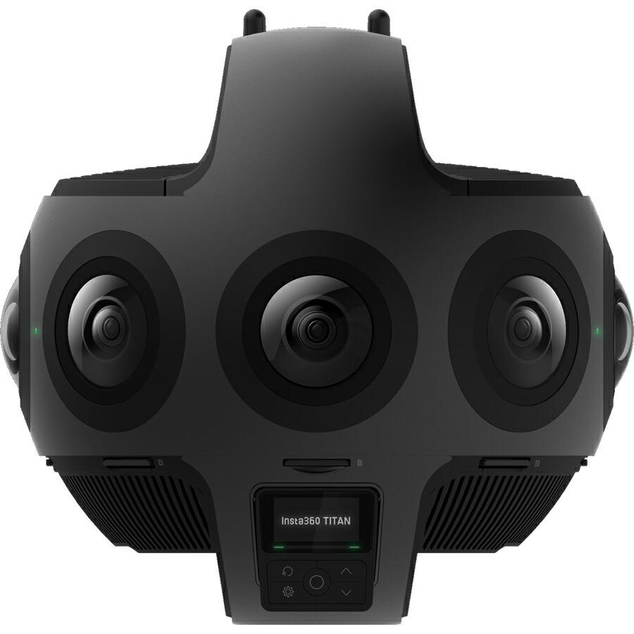 Insta 360(ハコスコ) Insta360 TITAN※代金引換不可【お取り寄せ商品】