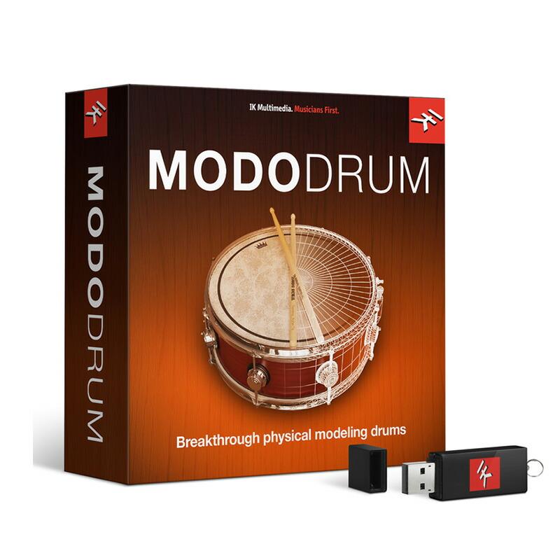 IK Multimedia MODO DRUM【p5】【期間数量限定特価プロモーション 5月31日まで】