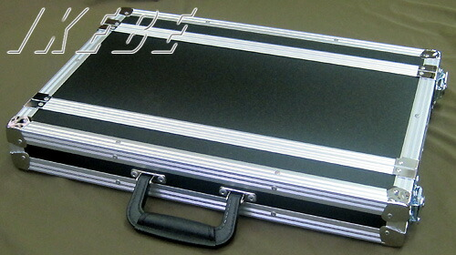 ワイヤレス ラックチューナー等 奥行きの短い機材に NEW ARRIVAL Ikebe H-1U Original 1Uラックケース 販売実績No.1 220mm