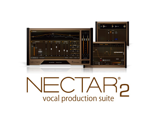 iZotope Nectar2 Production Suite【Nectar3へ無償アップグレード対象】【10/31正午までの期間限定!プリセールキャンペーン】【p5】