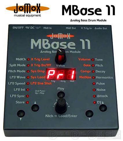 JOMOX 11 MBase