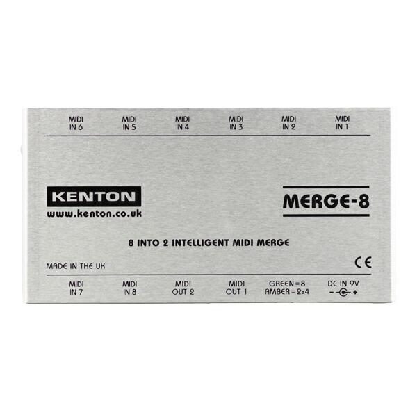 KENTON MERGE-8 MIDIマージボックス
