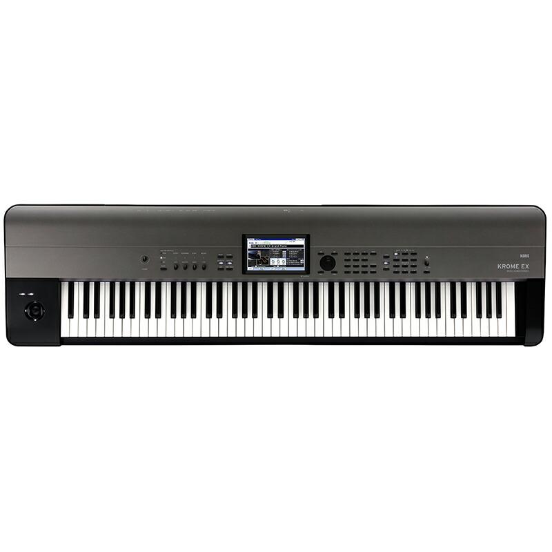 KORG KROME KROME EX-88 KORG【88鍵盤モデル】, はるちゃん盆栽:f1818d85 --- sunward.msk.ru