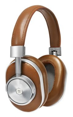 Master&Dynamic MW60【SILVER/BROWN】