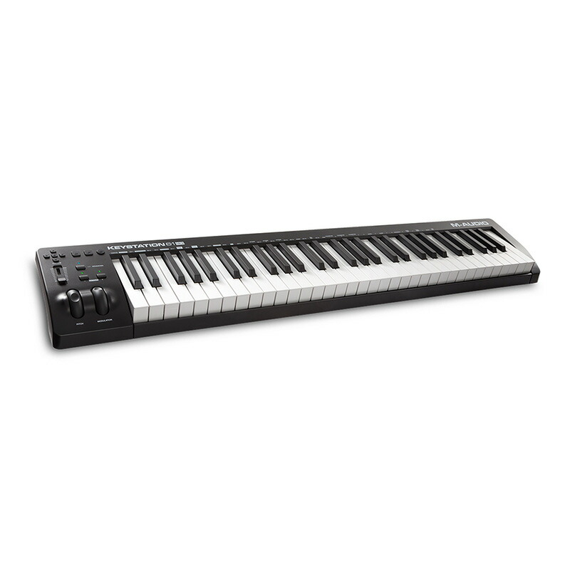 M-Audio Keystation 61 MK3(61鍵盤)