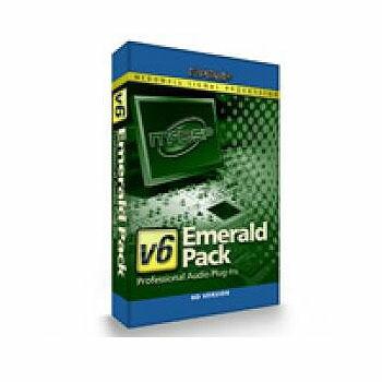 McDSP Emerald Pack HD v6【iLok別売】 】