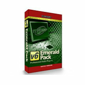 McDSP Emerald Pack Native v6【iLok別売】
