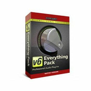 McDSP Everything Pack Native v6【iLok別売】