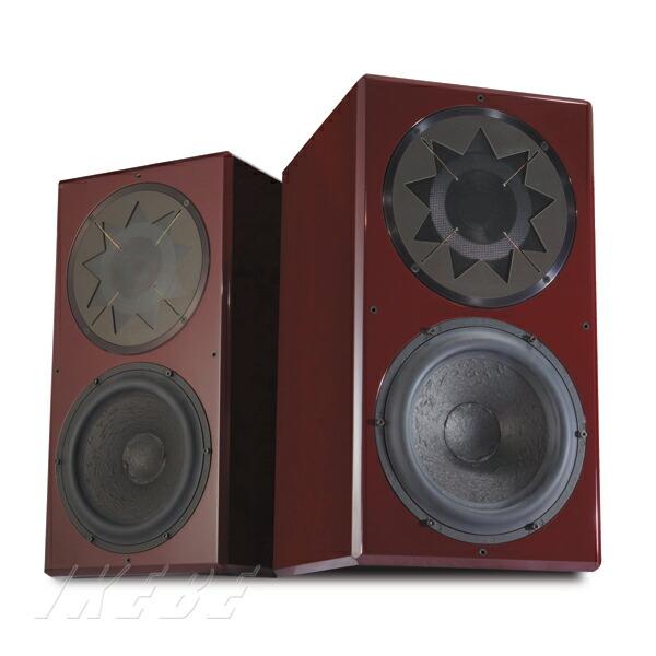 MANGER Zerobox 109 IIe Limited Edition Glossy Black Red 【ペア】【デモ使用アウトレット品】【新春初夢タイムセール2019】※代引不可