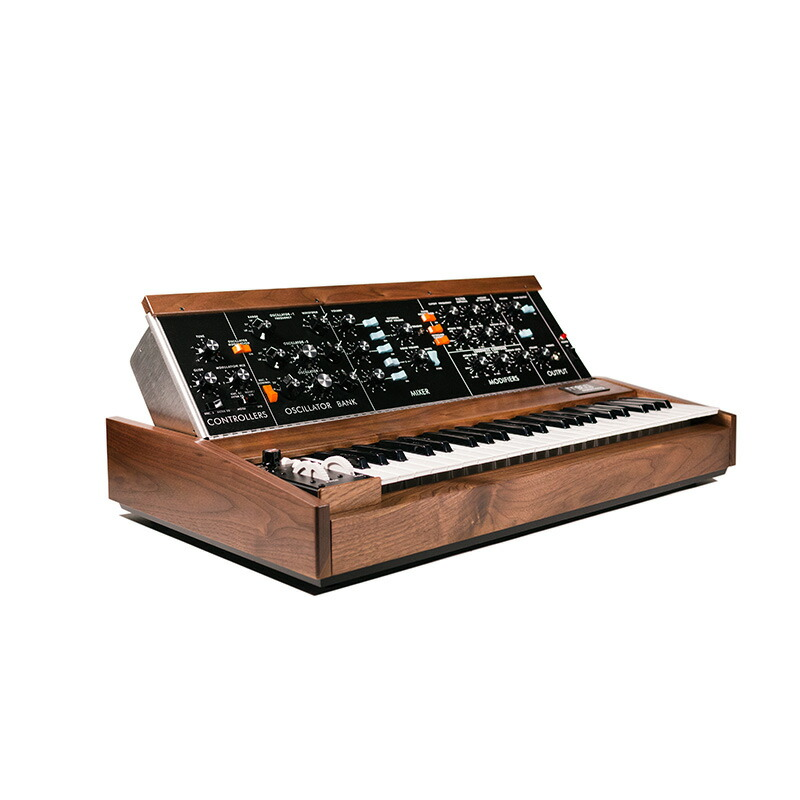 moog MINIMOOG MODEL D Walnut Limited【数量限定モデル】
