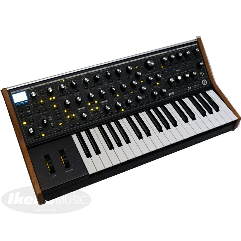 moog Subsequent37【展示クリアランス超特価!】