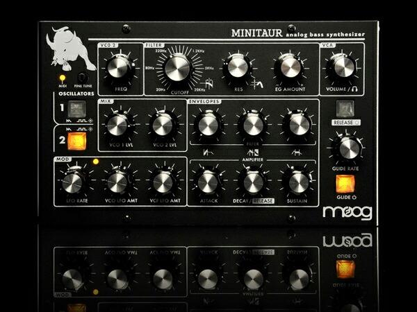 moog MINITAUR【p5】
