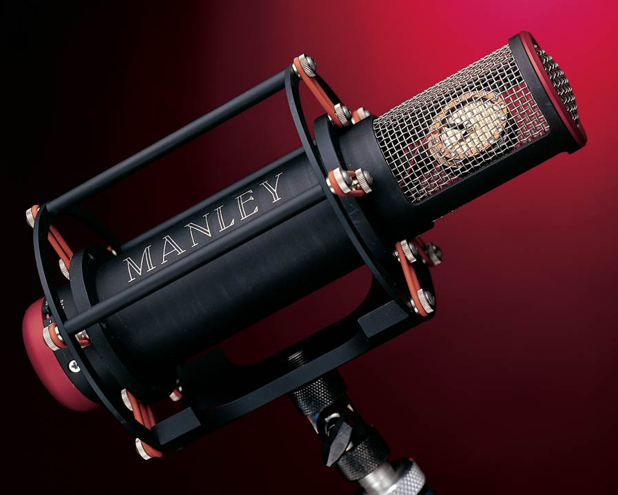 MANLEY Reference Cardioid Microphone【受注発注品・納期1ヶ月程】【p5】