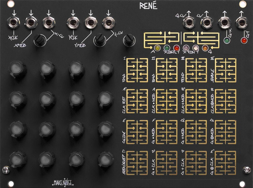 Make Noise Rene【お取り寄せ商品】