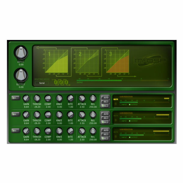 McDSP SPC2000 Native v6【iLok別売】