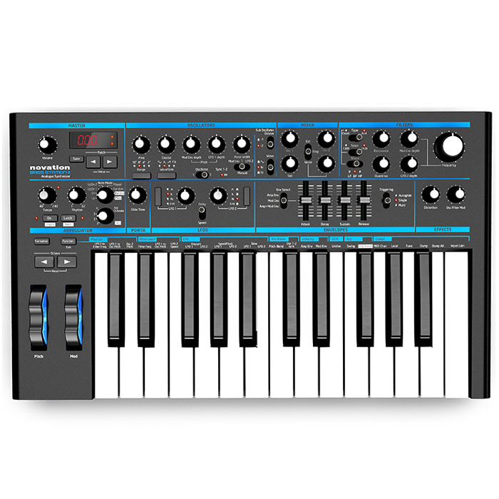 novation Bass Station2