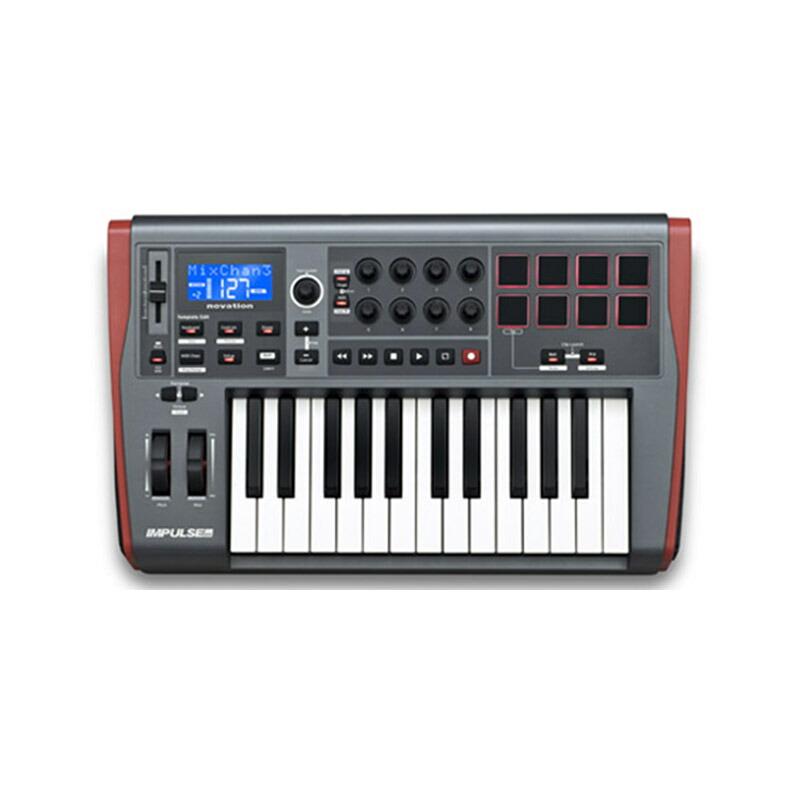 【公式ショップ】 novation IMPULSE 25【25鍵盤】, ジュエリー&腕時計 Bene dc148d1c