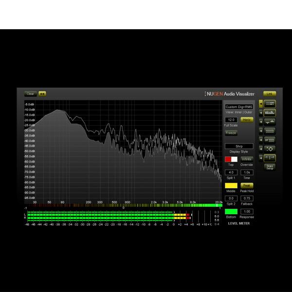 NUGEN Audio Visualizer 【オンライン納品専用】