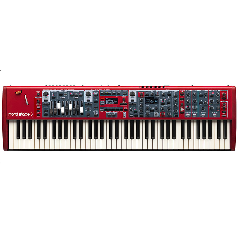 Nord(CLAVIA) Nord Stage 3 Compact Rev.A【再生アウトレット超特価!】