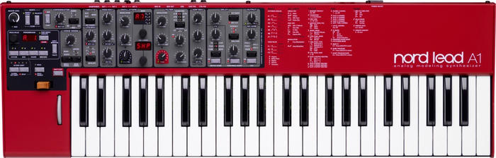 CLAVIA NORD Lead A1【期間限定!Nord Wave 2発売記念・豪華プレゼントキャンペーン中(※要申込)】