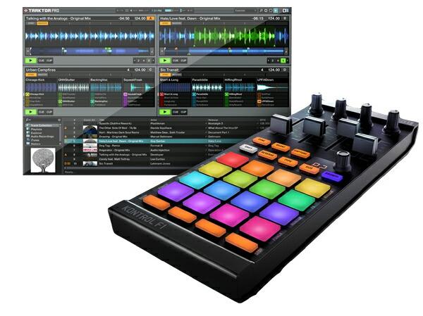 Native Instruments TRAKTOR KONTROL F1【p5】