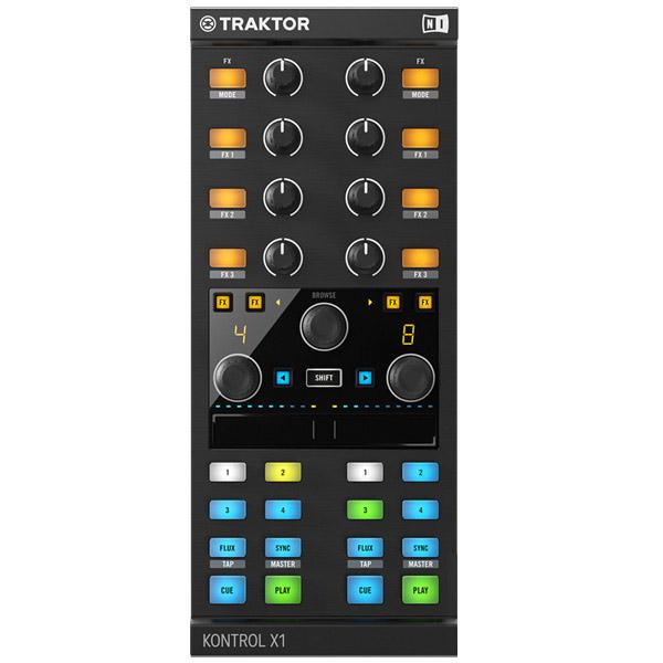 Native Instruments TRAKTOR KONTROL X1 MK2【p5】