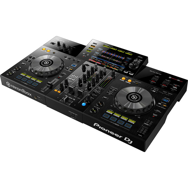 訳あり 2chオールインワンDJシステム Pioneer DJ XDJ-RR 最新号掲載アイテム 今ならUSBメモリースティック 16GB ×2本 ikbp1 DJソフトウェア解説本をプレゼント 台数限定 djライセンスキー付属 DJノベルティグッズプレゼント rekordbox