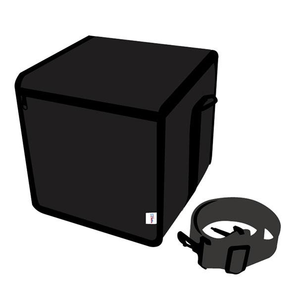 production dessinee 45 Bag III(PDG-056PBB[BK x BK])