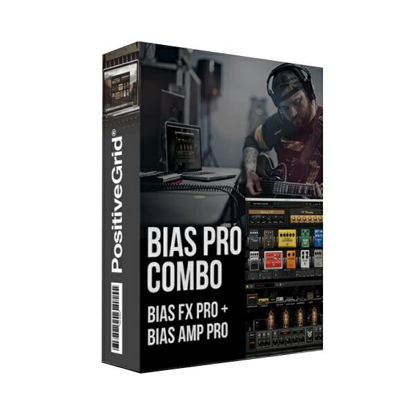 Positive Grid BIAS Pro Combo【オンライン納品専用】※代金引換はご利用頂けません。【送料無料】