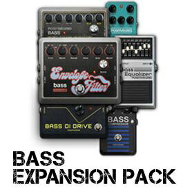 Positive Grid BIAS FX Bass Pack【オンライン納品専用】※代金引換はご利用頂けません。
