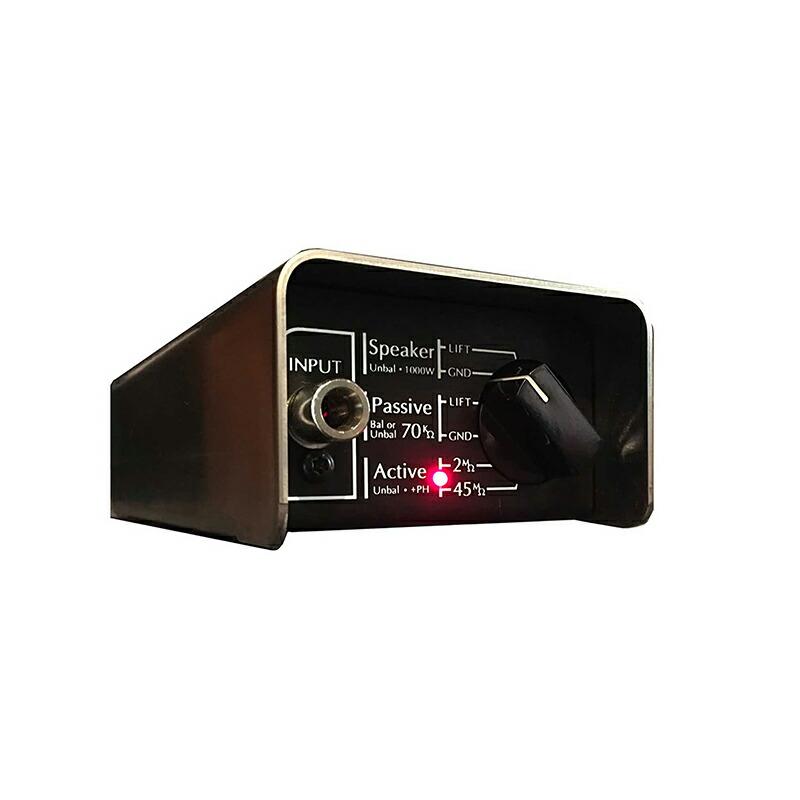 Pueblo Audio OLLA - Hybrid Direct Injection Box