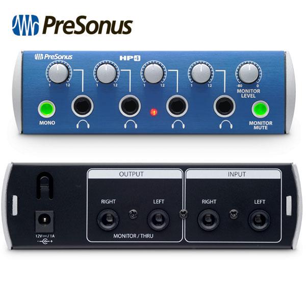 PreSonus HP4 【国内正規品】