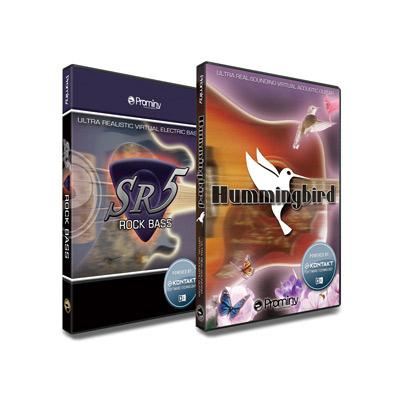 Prominy Hummingbird & SR5 Rock Bass スペシャル・バンドル【8/31正午までの期間限定!Prominyサマーキャンペーン特価】