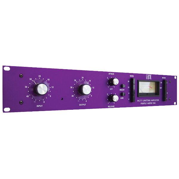 Purple Audio '1176type' MC77 FET Audio '1176type' FET Limiter【国内正規品】, イサワグン:18f0255b --- officewill.xsrv.jp