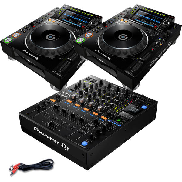 Pioneer DJ CDJ-2000NXS2 + DJM-900NXS2 セット