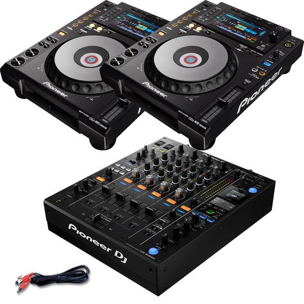 【内祝い】 Pioneer DJ CDJ-900NXS + DJM-900NXS2 セット, プリントポット 4e8d9e94