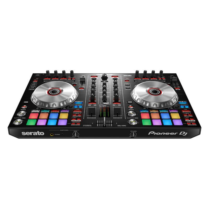 Pioneer DJ DDJ-SR2【Serato DJパーフェクトガイドプレゼント!】【あす楽対応】【土・日・祝 発送対応】