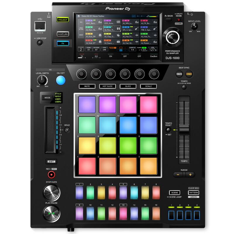 Pioneer DJ DJS-1000【USBメモリ16GB×1本プレゼント!】