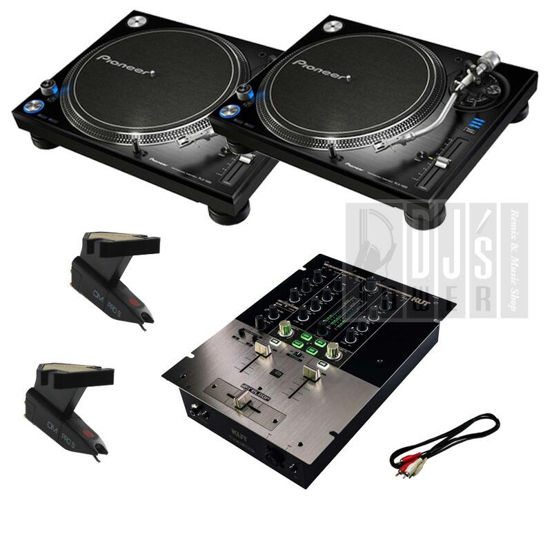 Pioneer DJ PLX-1000+KUT アナログDJスタンダード SET